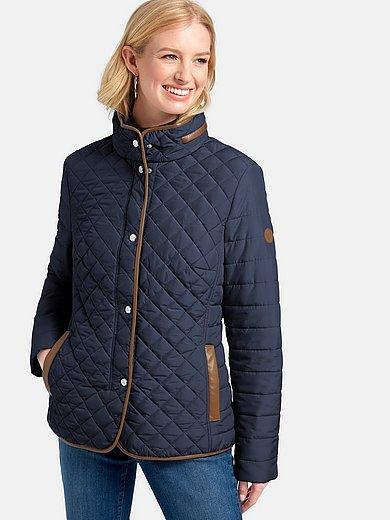 Basler - Quiltet jakke med ståkrave