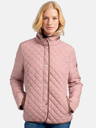 Basler - Quilted jacket with stand-up collar