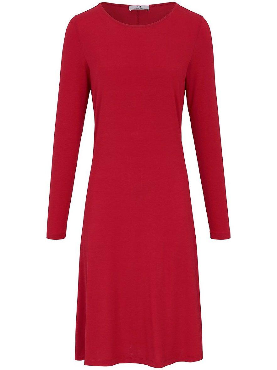 peter hahn - Jersey-Kleid  rot Größe: 48