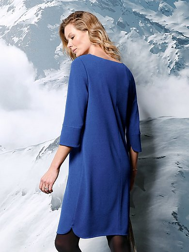 DAY.LIKE - Jersey-Kleid mit 3/4-Arm