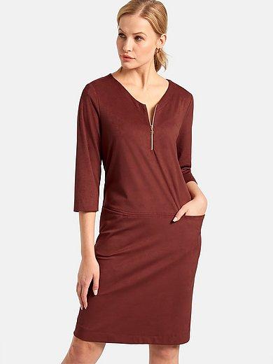 Basler - Dress with 3/4-length sleeves