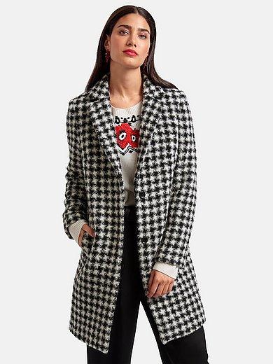 Laura Biagiotti Roma - Lange blazer met reverskraag