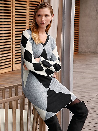 (THE MERCER) N.Y. - Knitted dress in 100% cashmere