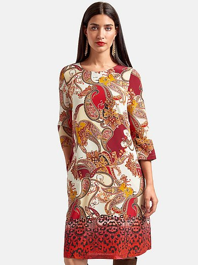 Laura Biagiotti Roma - Dress with 3/4-length sleeves