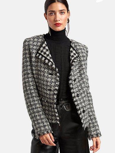 Laura Biagiotti Roma - La veste col à revers