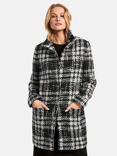 Basler - Jacket with check pattern