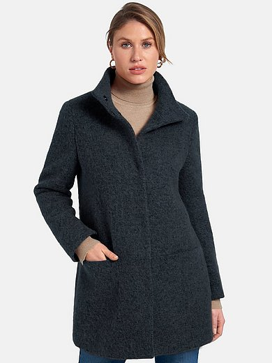 Basler - Summer jacket with stand-up collar
