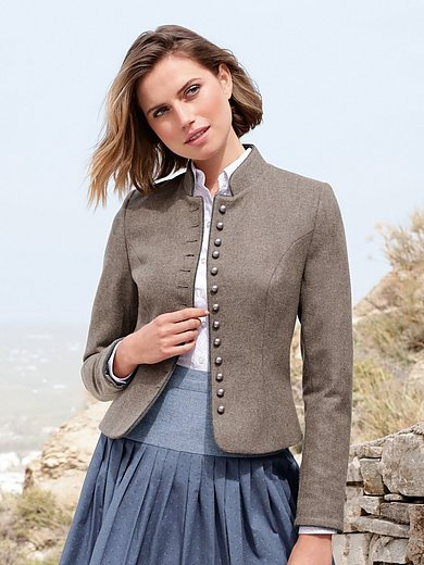 Hammerschmid - Country style jacket with a little raised collar