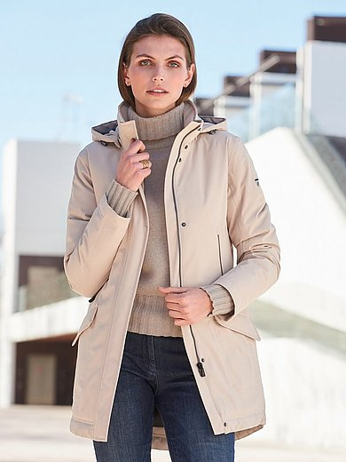 Fuchs & Schmitt - Rainwear-Jacke im Parka-Stil
