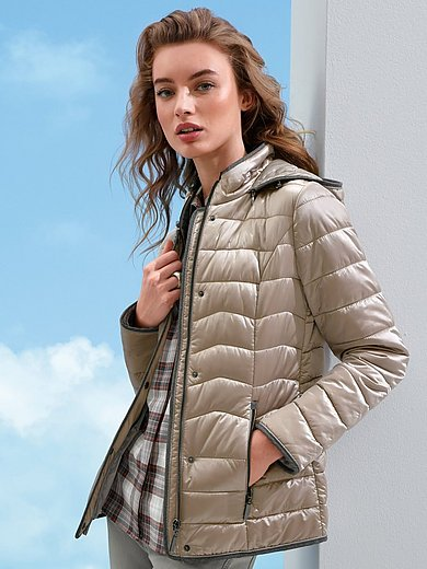 Peter Hahn - Warming quilted jacket