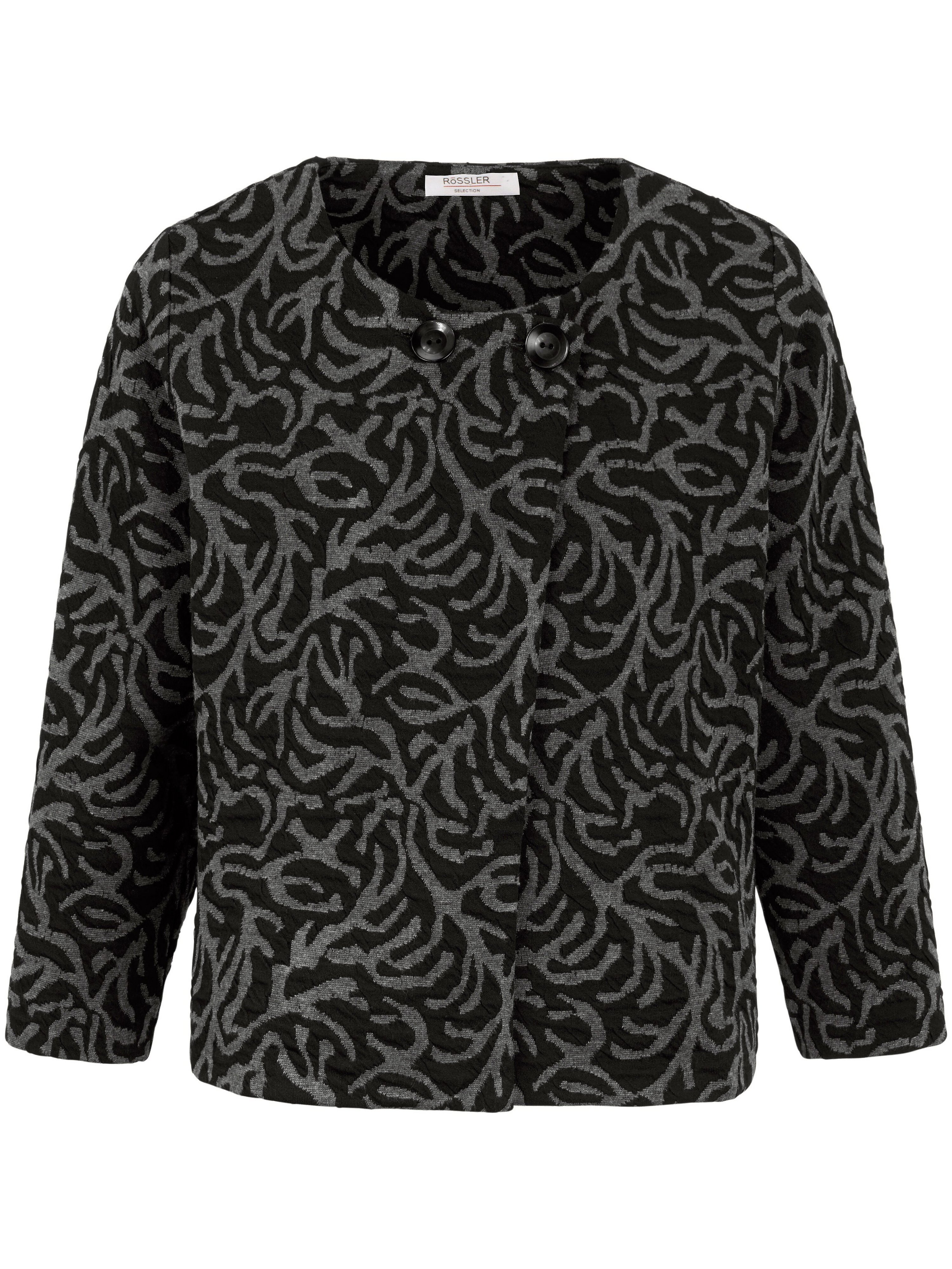 La veste courte  Rössler Selection noir taille 44