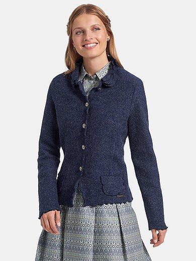 Hammerschmid - La veste en laine foulée 100% laine