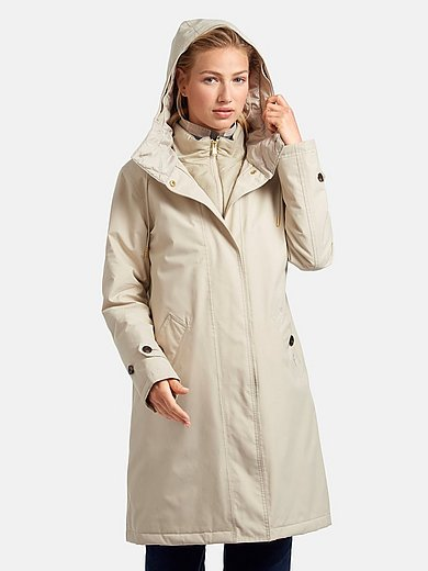 Barbour - Functional jacket made of micro cotton