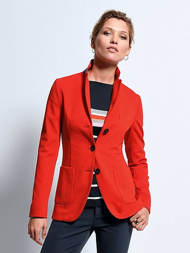 Bogner - Jersey blazer