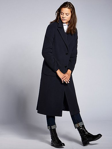 Basler - Coat with revere collar