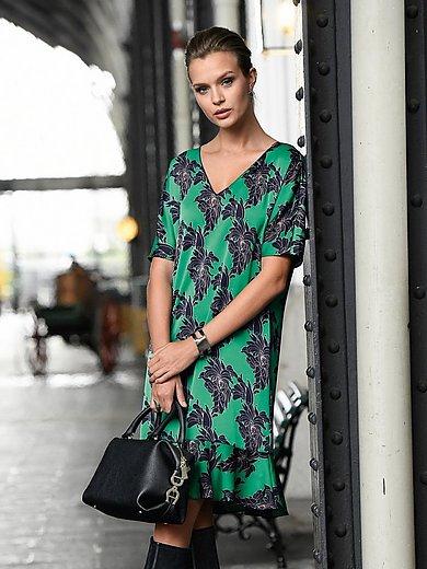 Laurèl - Jersey-Kleid mit Kimono-Halbarm
