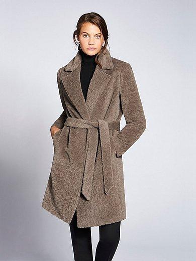 Basler - Le manteau 3/4 haut de gamme  col tailleur