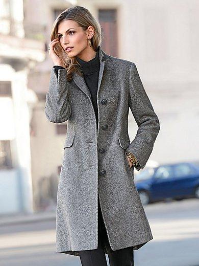 Frakke 100% ren ny uld