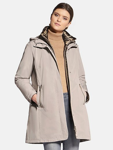Basler - 2-in-1 long jacket