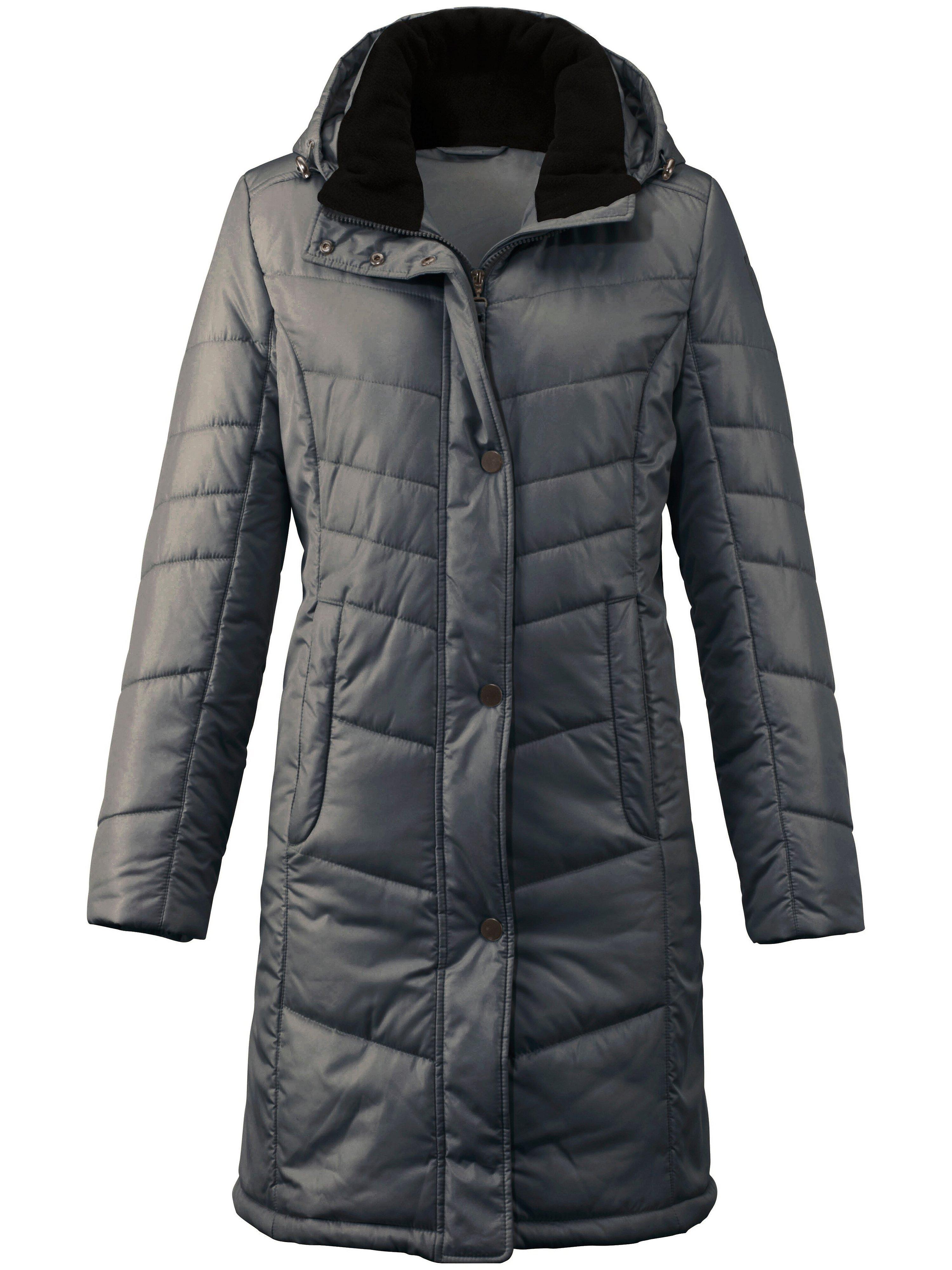 Le manteau matelassé  Peter Hahn vert taille 54
