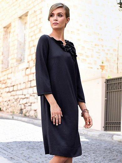 Riani - Trikåklänning med 3/4-ärm
