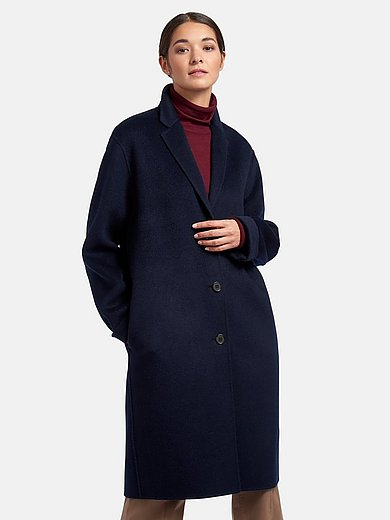 St. Emile - Coat in new milled wool and cashmere