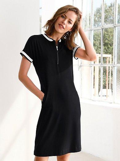 Looxent - Jerseyklänning med extra kort ärm