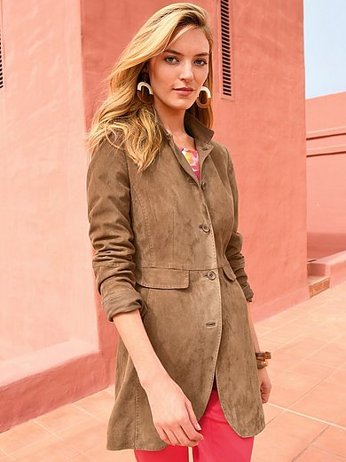 Fadenmeister Berlin - Leather coat