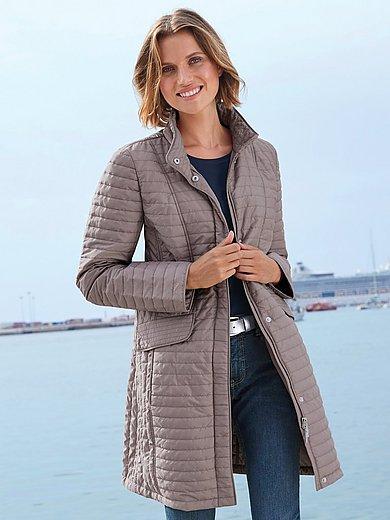 MYBC - La veste matelassée longue