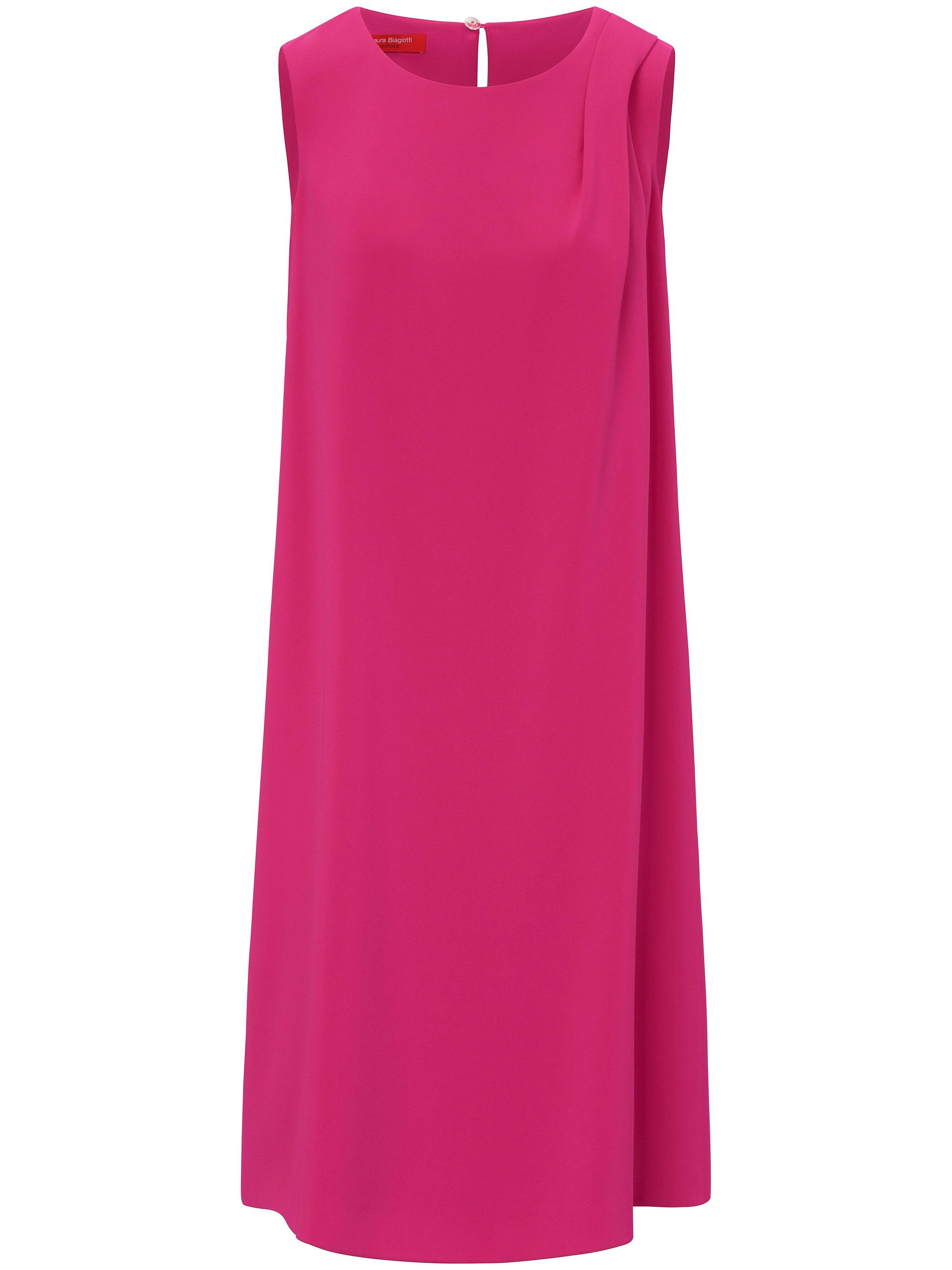 Mouwloze jurk Van Laura Biagiotti Donna roze