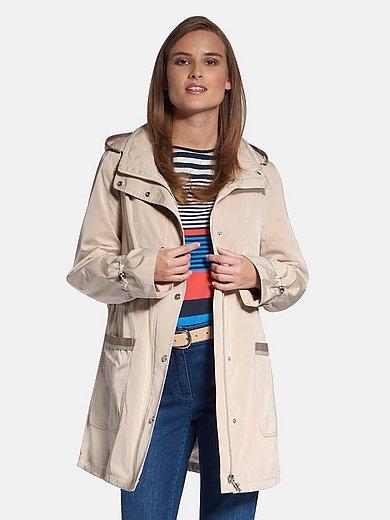 Basler - Long-Jacke mit abnehmbarer Kapuze