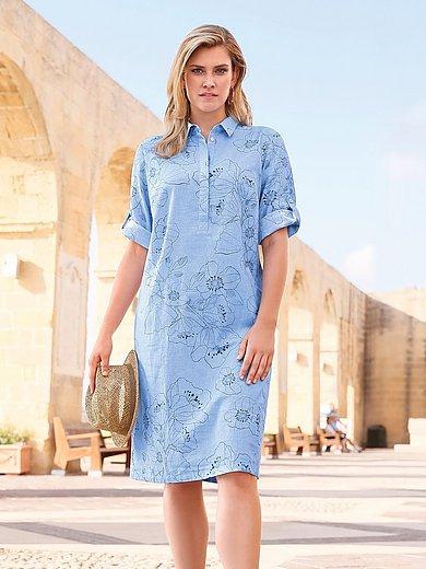 Anna Aura - Kleid mit Hemdkragen