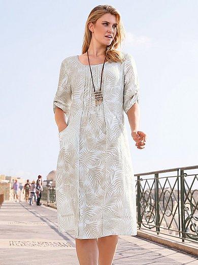 Anna Aura - La robe 100% lin manches 3/4
