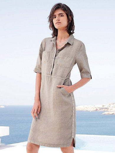 twenty six peers - Kleid aus 100% Leinen