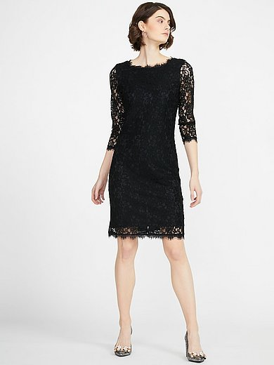 Uta Raasch - Lace dress with 3/4-length sleeves