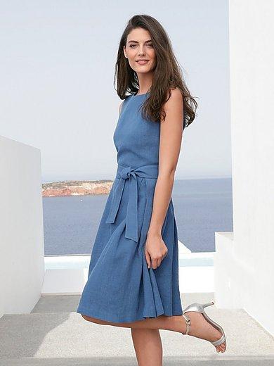Peter Hahn - Kleid aus 100% Leinen ohne Arm
