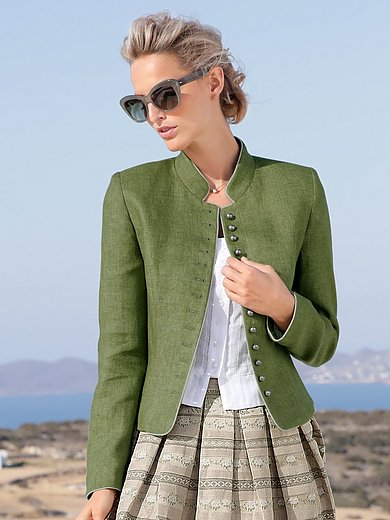 Hammerschmid - La veste traditionnelle 100% lin