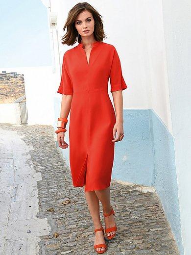 Windsor - Kleid mit überschnittenem 1/2-Arm