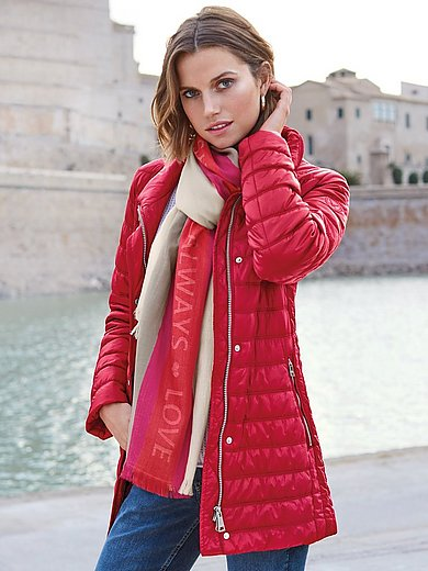 Fuchs & Schmitt - Quilted jacket with stand-up collar