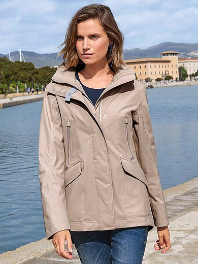 Fuchs & Schmitt - Hooded raincoat