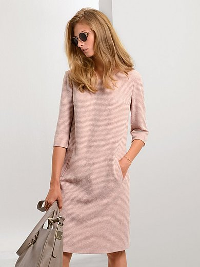 Fadenmeister Berlin - La robe en jersey, ligne egg shape sobre