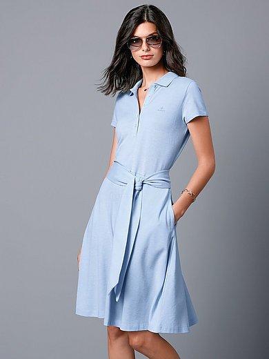 GANT - La robe-polo 100% coton