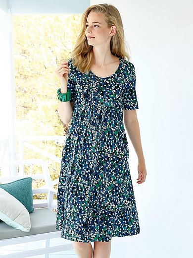 Green Cotton - La robe 100% coton