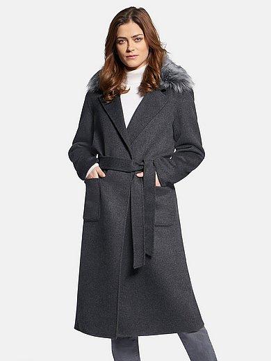 Basler - Pitkä takki ensiluokkaista materiaalia