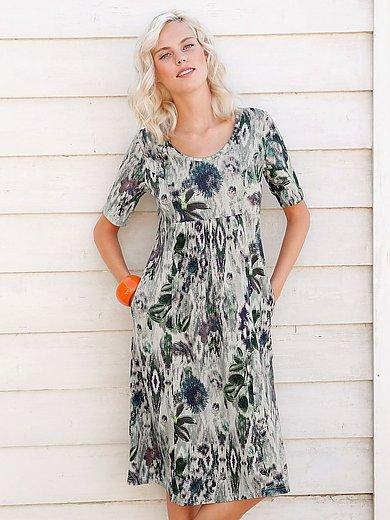 Green Cotton - La robe 100% coton
