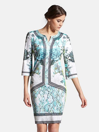 Sportalm Kitzbühel - Jersey-Kleid mit 3/4-Arm