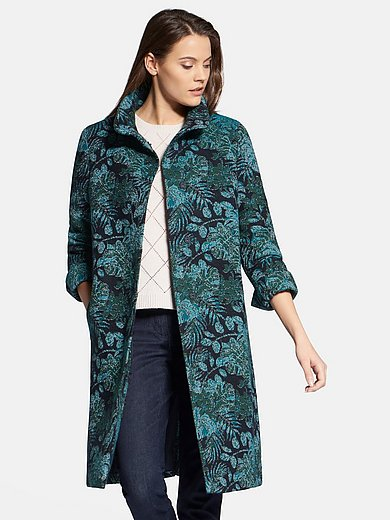 Basler - Puolipitkä takki, jossa pystykaulus