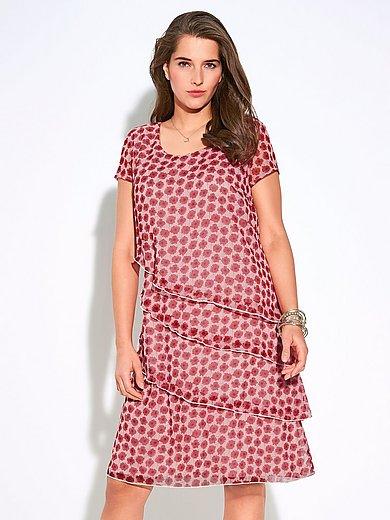Samoon - Kleid im Lagenlook