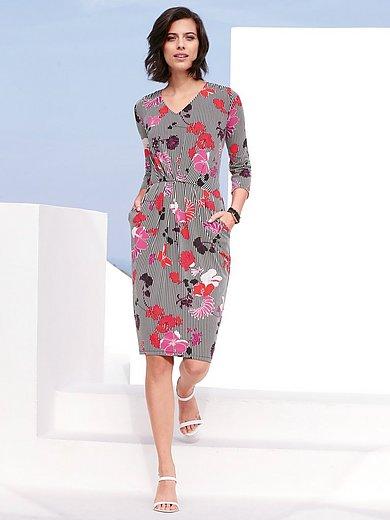 Betty Barclay - V-neck jersey dress