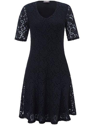 Samoon - Spitzen-Kleid mit 1/2-Arm